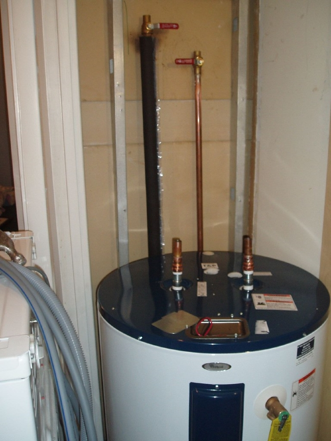 HOW TO MAINTAIN A WATER HEATER AND WHY YOU SHOULD DO IT.